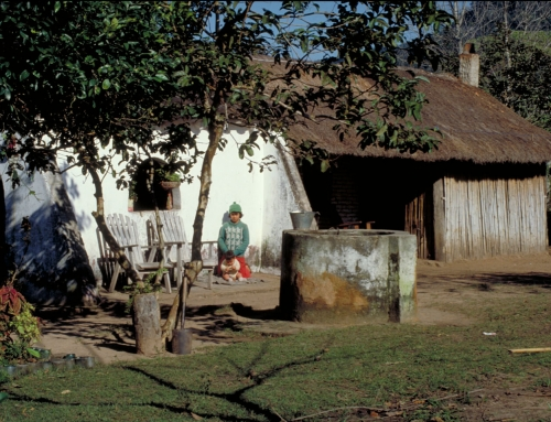 """Helene, don't you think my house is beautiful?"" – Paraguay"