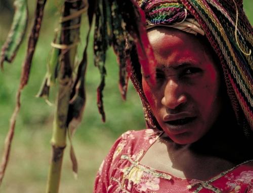 He is a good husband – Papua New guinea
