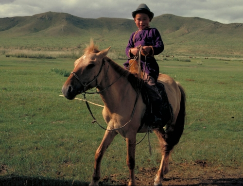Mongolia – Boarding school