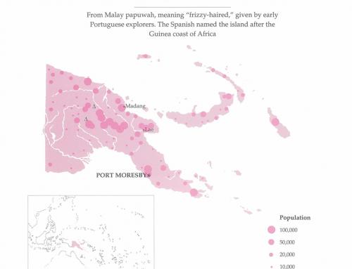 Papua New Guinea – statistics