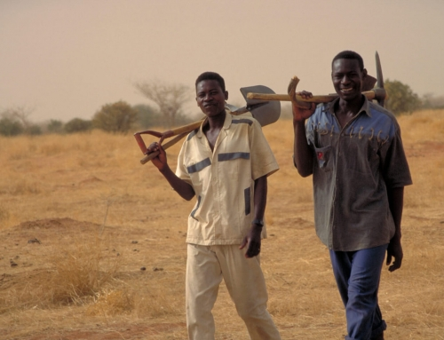 The adventure of war – Sudan