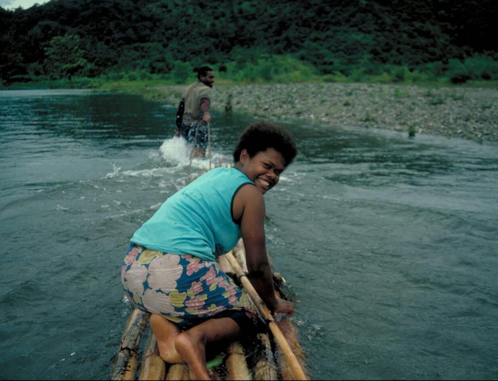 Subsistence living – Fiji