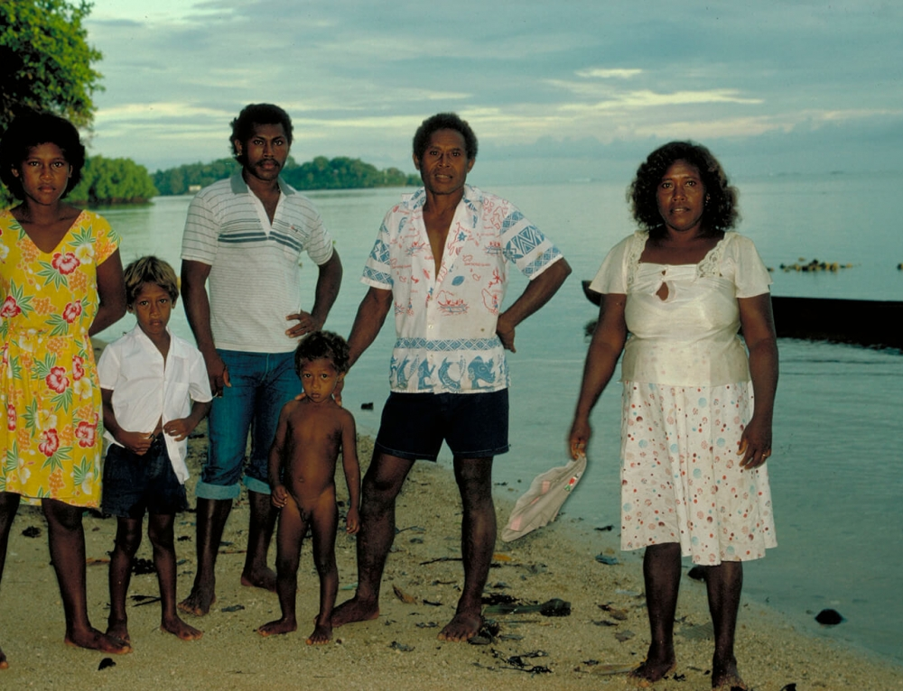 A day… Solomon Islands