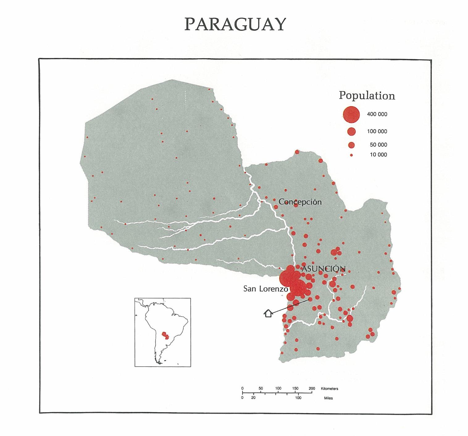 Paraguay – statistics